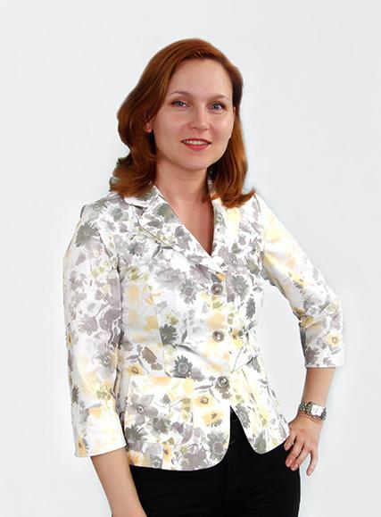 Наумова Марина Вячеславовна